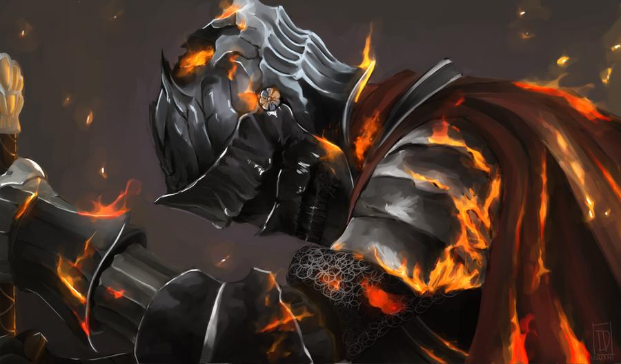 Dark Souls III by Izzu-shi
