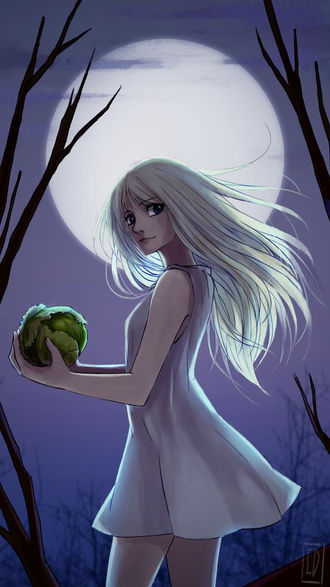 Kingkiller: Auri by Izzu-shi