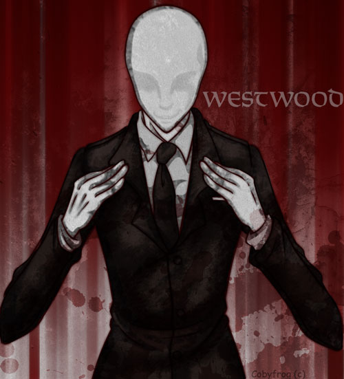 Slenderman: Burn by Cobyfrog