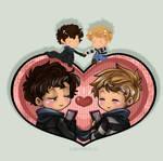 BBCHolmes: Valentine