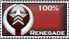 Mass Effect-Renegade by Azhaq