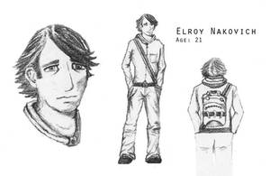 Elroy by spacetimesix