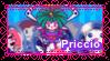 (Bust-A-Move 3) Priccio Stamp by XxCandy-SwirlxX