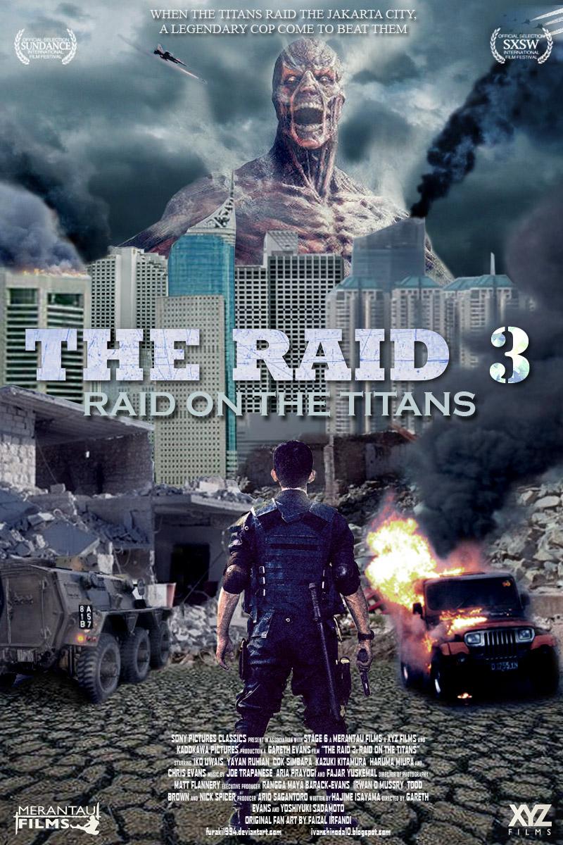 The Raid 3 Stream