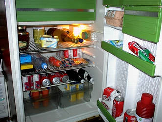 The Refrigerator Art
