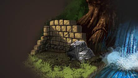 PERSONNAL Wall by Zaziss
