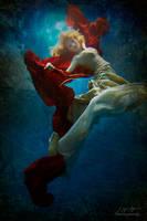 new dancing underwater by kenvinpinardy