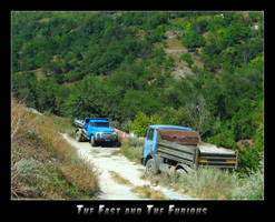 The Fast And The Furious by XtraVagAnT