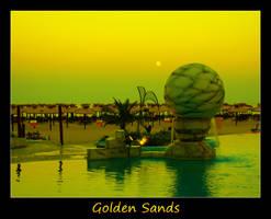 Golden Sands by XtraVagAnT
