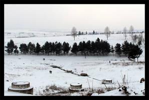 Winter Landscape by XtraVagAnT
