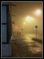 Fog City by XtraVagAnT