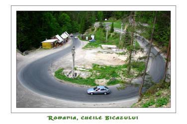 Cheile Bicazului, Romania by XtraVagAnT