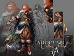[CLOSED] Adoptable - Celtic's Pride [Auction]