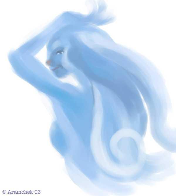 DSG 186: Create a God/Goddess of Wind