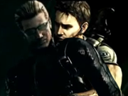Chris and Wesker FTW by yogrit