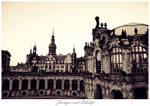 Zwinger und Schloss