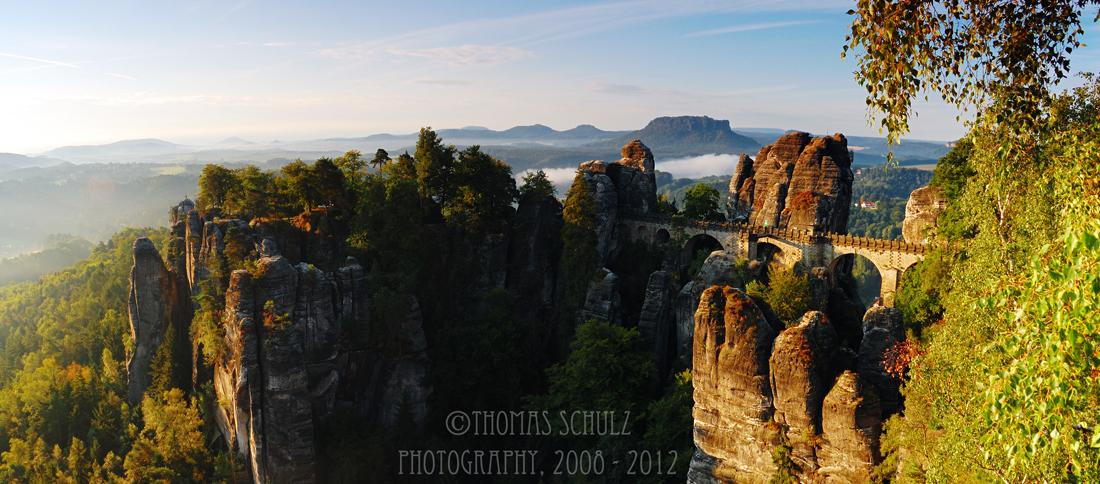 Bastei by naturetimescape