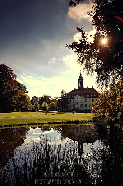 Schloss Reinhardtsgrimma by landscapesaxony