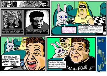 Men vs. Food -part one by MrDoctorunk