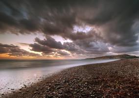 Paramali Beach by hateom