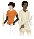 Percy and Carter