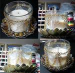 Candle Skirt by PhoenixCryMaille