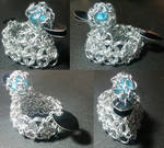 Silver Duck by PhoenixCryMaille