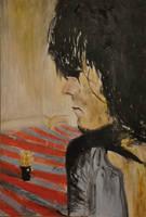 Syd Barrett by StrangerLyri