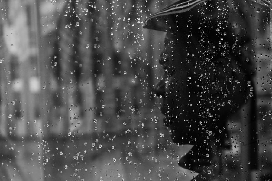 Summer rain by StrangerLyri