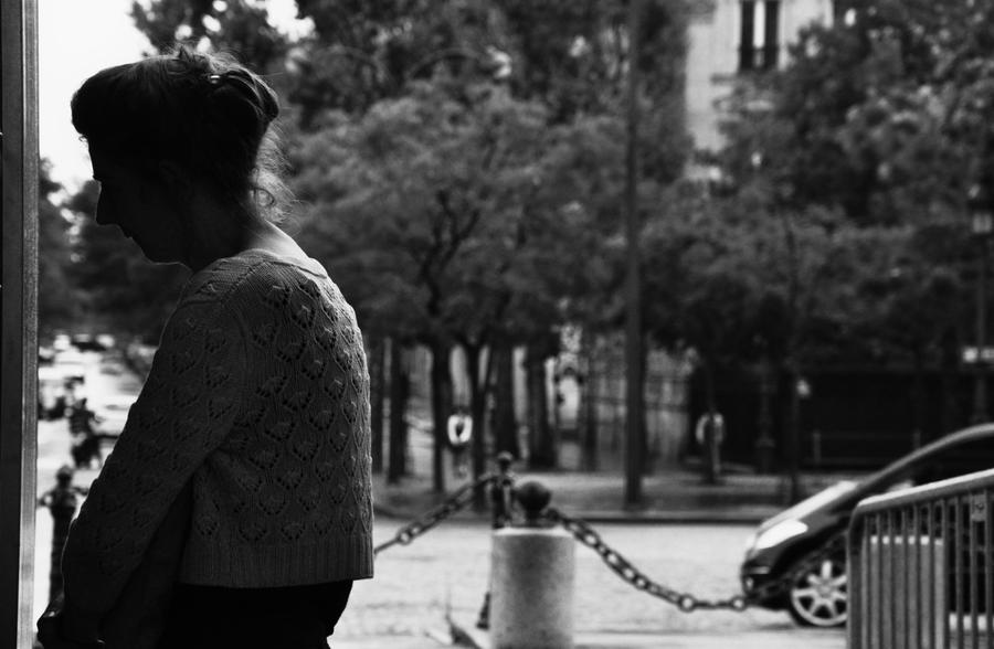 Sadness by StrangerLyri