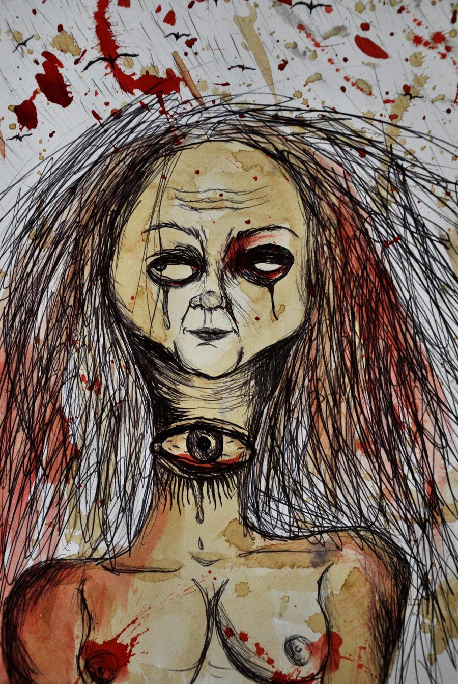 Lady by StrangerLyri