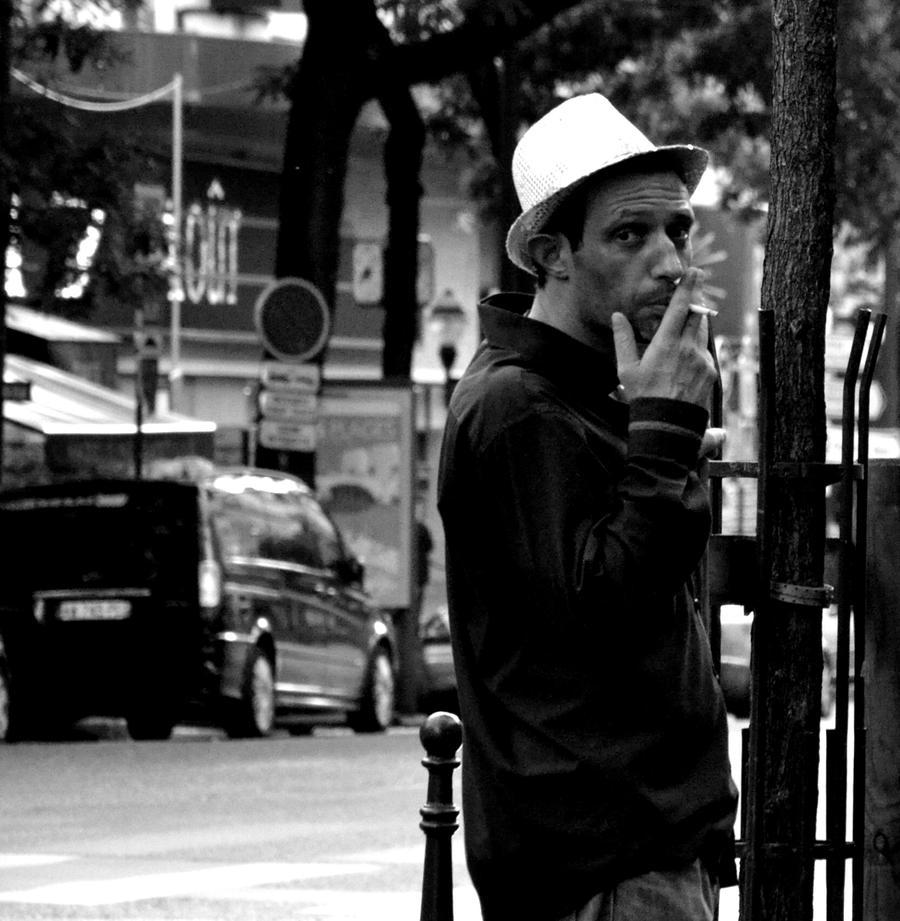 Smoke by StrangerLyri