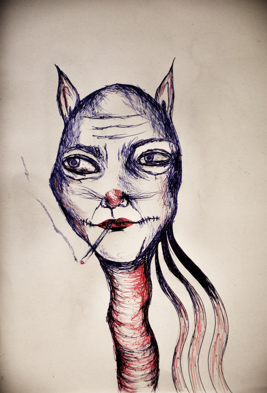 Mouse by StrangerLyri