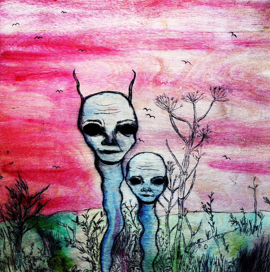 In Wonderland by StrangerLyri