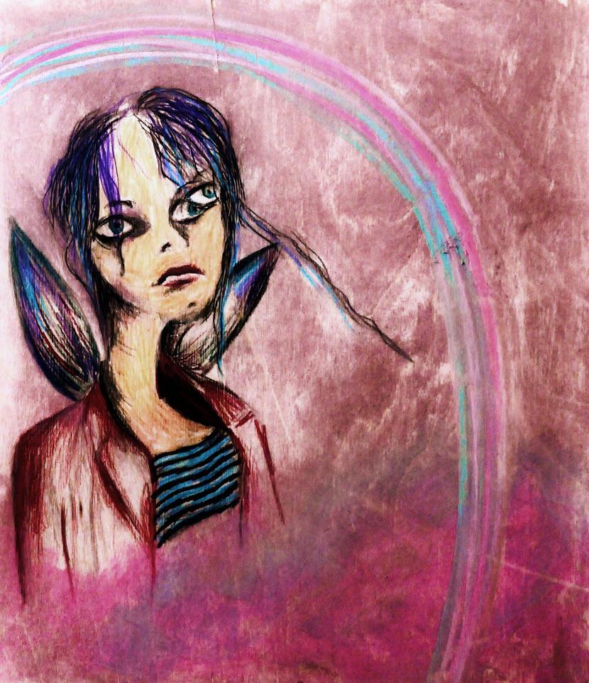 Rainbow by StrangerLyri