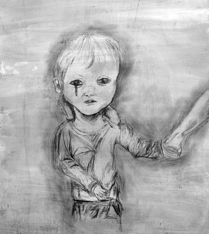 Cry baby by StrangerLyri
