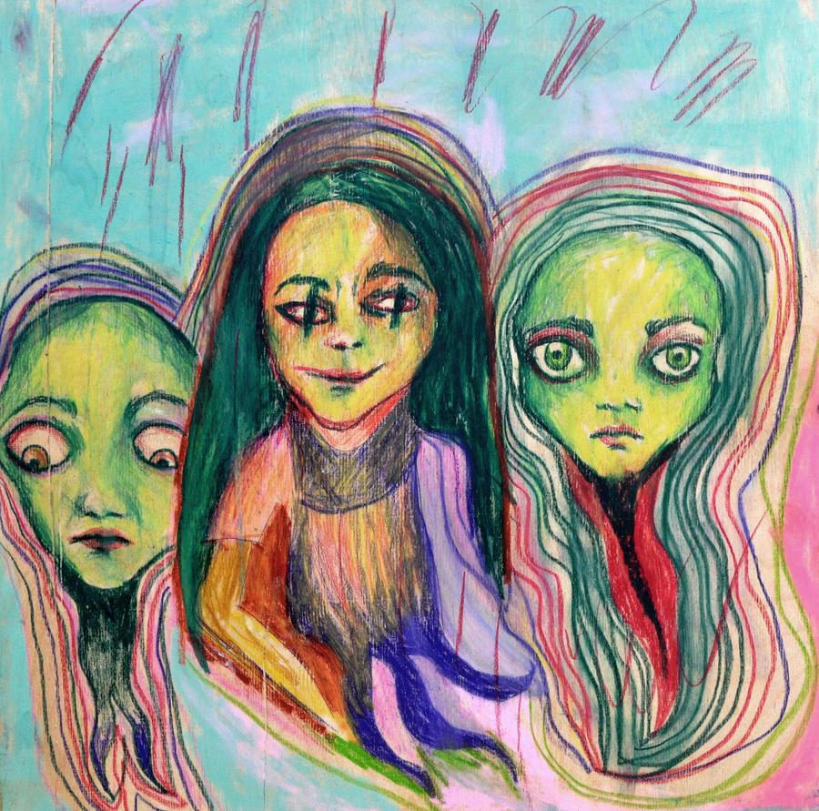 Happy world by StrangerLyri