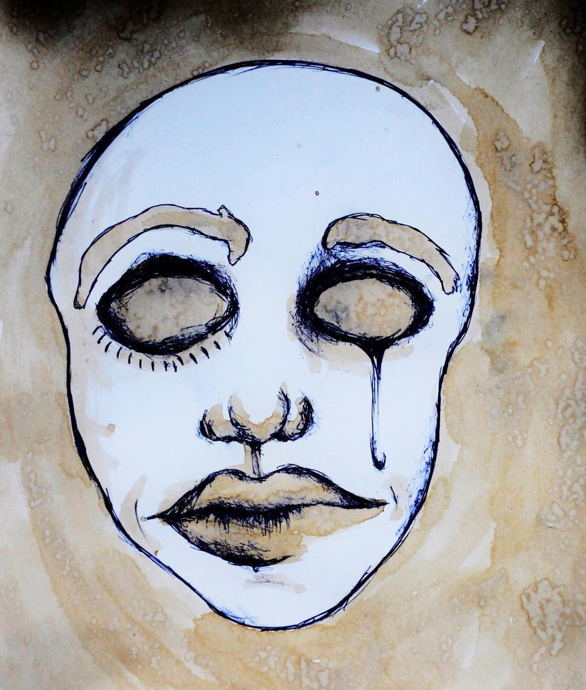 Mask by StrangerLyri