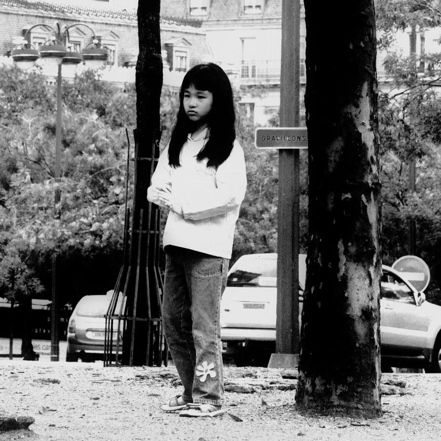 Alone by StrangerLyri