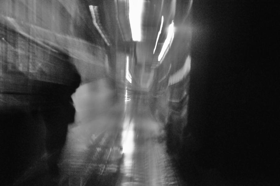 Into The Darkness by StrangerLyri