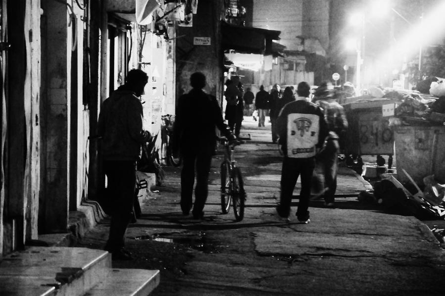 In The Sad Town by StrangerLyri