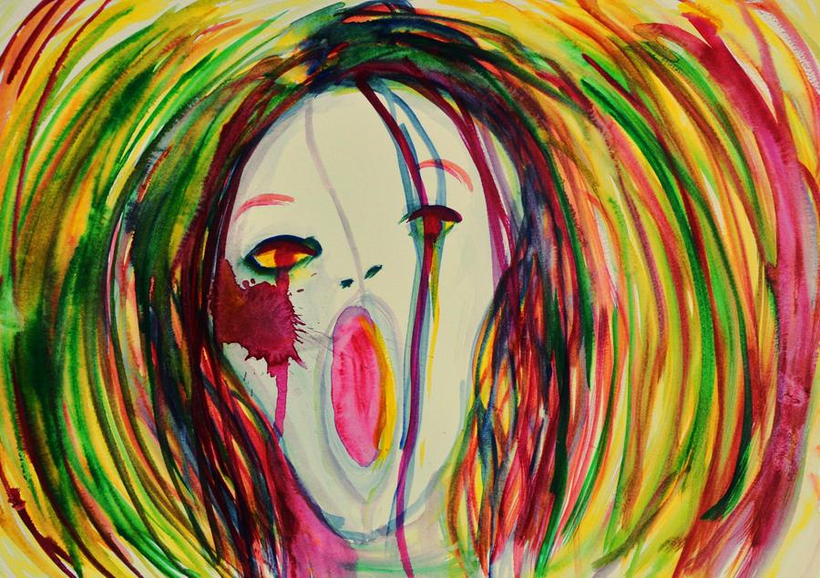 Scream by StrangerLyri