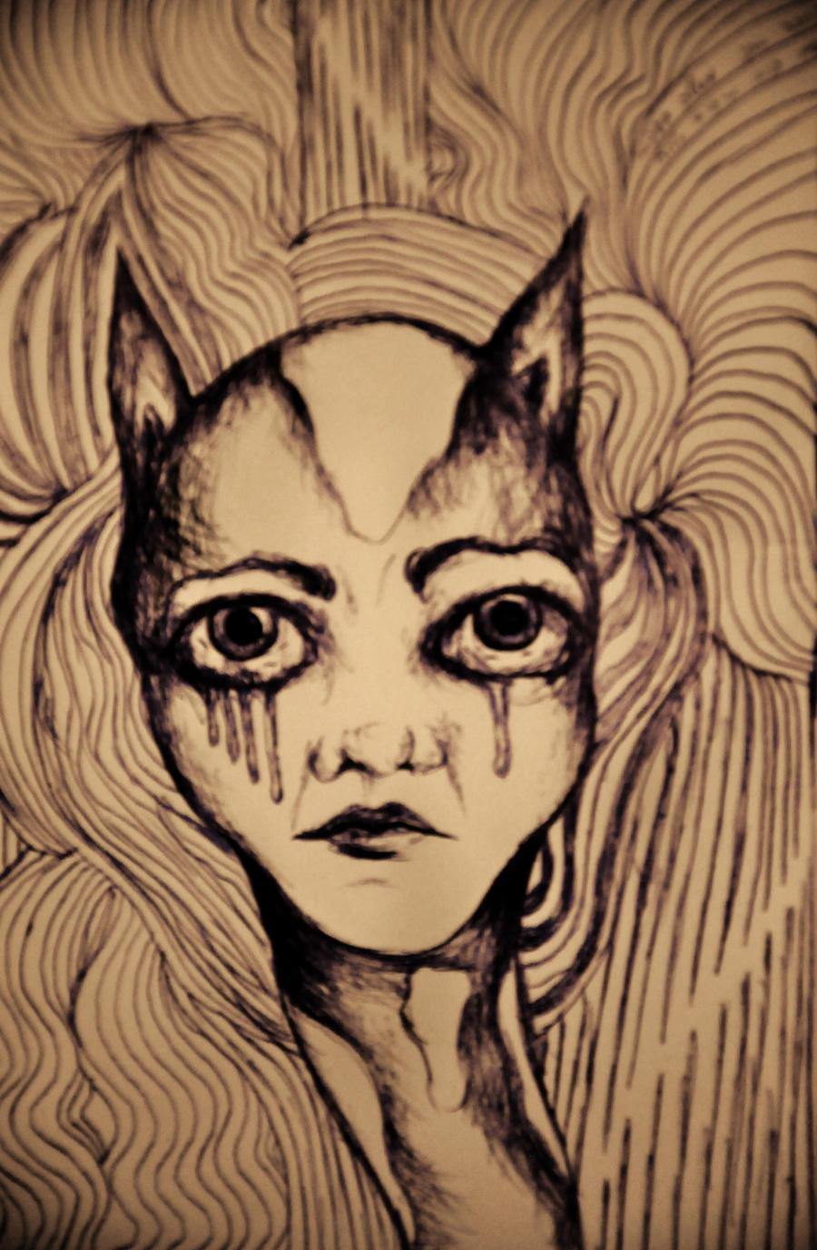 I'm Not Here by StrangerLyri