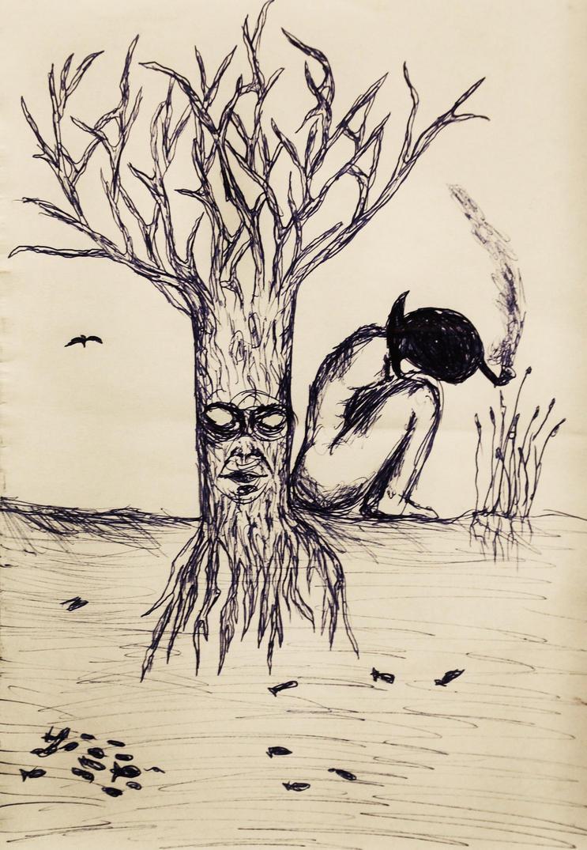 The Tree by StrangerLyri