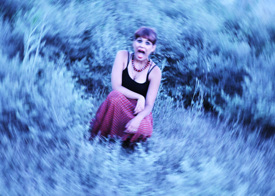 Into The Blue by StrangerLyri