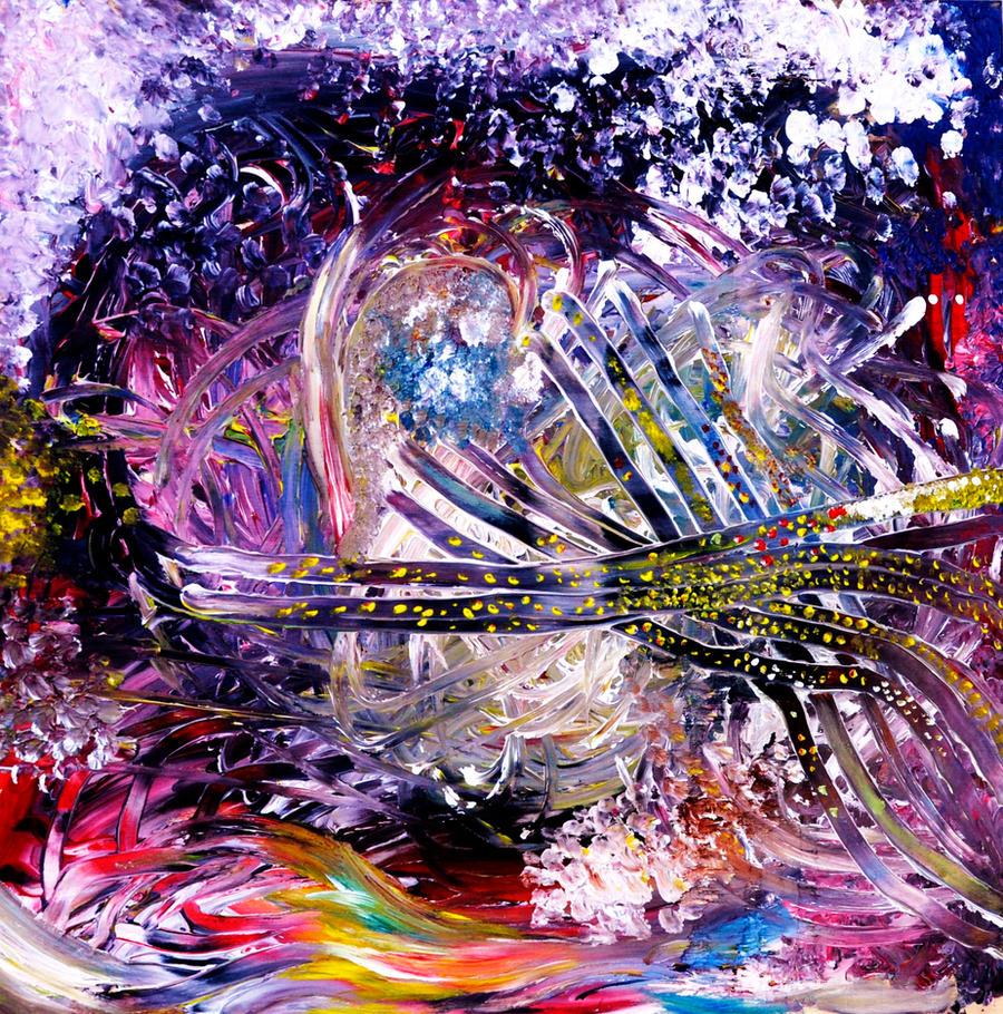 Universe by StrangerLyri