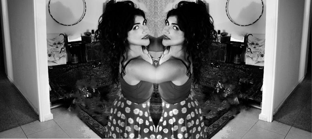 A mirror by StrangerLyri