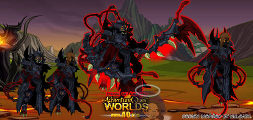 Where is the frost king in aqw