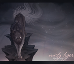 designs III: misty tiger