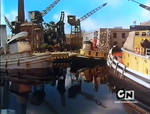 If TUGS Aired On Cartoon Network In The US